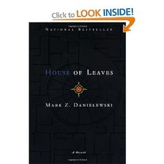 House of Leaves: The Remastered Full-Color Edition: Amazon.ca: Mark Z. Danielewski: Books
