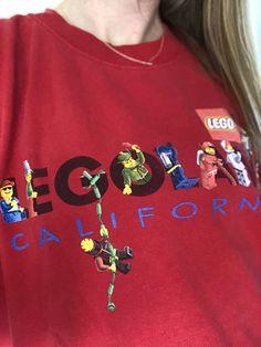 cd8067e8 Vintage Legoland California 90s Souvenir T-Shirt, Size XL #vintage  #vintageclothing #. Depop