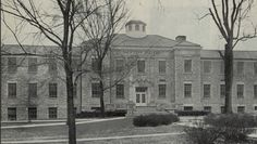 Shurtleff College (1827 - 1957) Alton, IL Now the SIUE Dental School.  My dad graduated from there in the late 1920's.