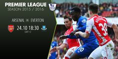 PREMIERA LEAGUE is live!! Catch all the action between ARSENAL and EVERTON only on www.betboro.com