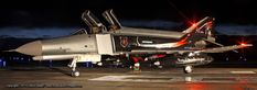 """*** Der rote Baron - 50 Jahre JG 71""""R"""" F-4 by night [Panorama] ***"""