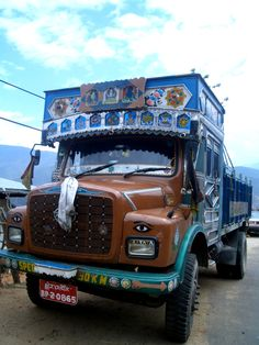camion buthanese