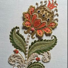 Wonderful Ribbon Embroidery Flowers by Hand Ideas. Enchanting Ribbon Embroidery Flowers by Hand Ideas. Crewel Embroidery Kits, Embroidery Needles, Silk Ribbon Embroidery, Vintage Embroidery, Machine Embroidery, Embroidery Supplies, Embroidery Books, Embroidery Tattoo, Embroidery Alphabet