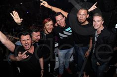 #iheartradio @Fontainebleau David Guetta, Tiesto, Afrojack, & Nicky Romero let loose at LIV, at Fontainebleau Miami Beach.