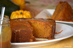 Caramel pumpkin cake from crock pot...I might just try this.