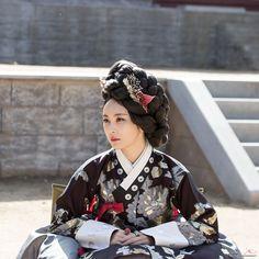 Seven Day Queen (7일의 왕비) #Hanbok #한복 #손은서 #장녹수 #숙용 장씨 #Son Eun-Seo #Jang Nok-Soo