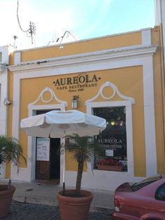 Aureola Rest. Front of the building in San Sebastian St. | Yelp