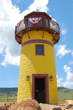 Bear Lake Lighthouse - Idaho