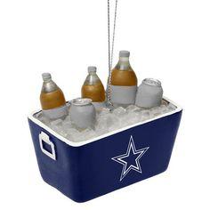 Dallas Cowboys Soda Cooler Ornament - Fanatics.com