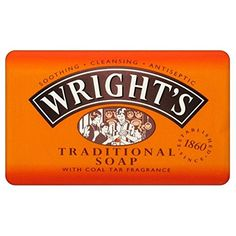 Wrights Coal Tar Traditional Soap 125g * Check out the image by visiting the link.Note:It is affiliate link to Amazon.