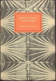 King Penguin Books - Medieval Carvings