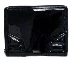 Burberry Patent Leather Quilt IPAD Cover Black...latest purchase, a deal at Bloomingdales