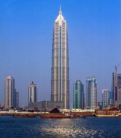 SOM   Jin Mao Tower