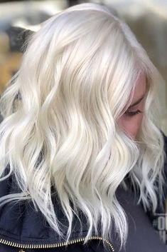50 Platinum Blonde Hair Shades and Highlights for 2019 | LoveHairStyles