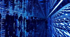 Universal Everything : Microsoft Infinity Room