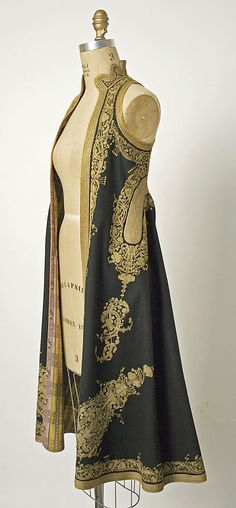 The Metropolitan Museum of Art - Date: late 19th century Culture: Albanian. WANT. Would wear.