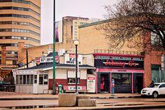 Johnny G's and V.J.'s Drive Inn, 172 Main Street, Winnipeg, MB Local Photographers, Main Street, Maine, Sweet Home, Canada, Heart, House Beautiful