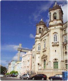 Igreja Conceição Praia, Salvador- Bahia - Brasil