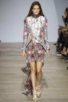Antonio Berardi Spring 2016 Ready-to-Wear Fashion Show - Julia Fleming #antonioberardi #lfw