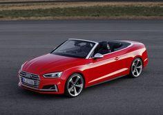 Audi S5 Cabriolet (9T)