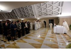 Homilía del Papa Francisco: Dejémonos perdonar por Dios - Radio Vaticano