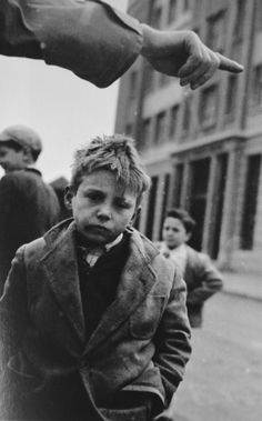 Joan Colom, fotografo de la posguerra española.