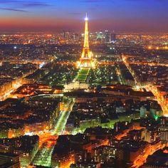 Paris. Night.