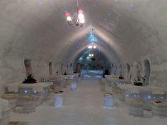 Bâlea Lac Hotelul de gheață