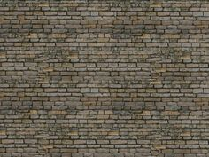 Brick/stone texture - print cut and join.