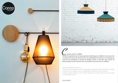 The main role of this magazine focuses on three important actions: to elucidate, clarify and inform, making as far as possible all relevant information about the lighting sector. Portuguese, Wall Lights, Collections, Magazine, Lighting, Design, Home Decor, Appliques, Decoration Home