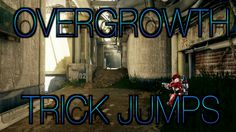Overgrowth Trick Jumps - The Mackeyyyy - Halo 5 Guardians