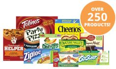 List of products with Box Tops for Box Tops 4 Education