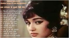 Hindi Old Songs, Hindi Movie Song, Film Song, Movie Songs, Hindi Movies, Bollywood Songs, Bollywood Actors, Lata Mangeshkar Songs, Evergreen Songs