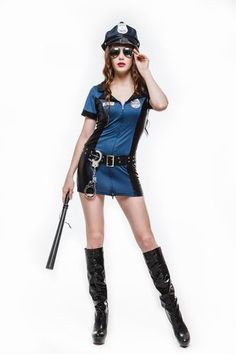 Whatsofun Sexy Police Officer Womenu0027s Costume  sc 1 st  Pinterest & Whatsofun Costume Womenu0027s Cleopatra | 2015 Halloween Costume ...