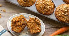 Morning Glory Muffins Recipe | King Arthur Flour