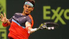 Nadal champion at Doha