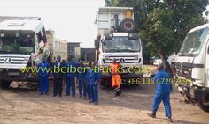 congo beiben 2534 dump trucks.  http://www.beiben-trucks.com/Beiben-6-4-dump-truck_c62