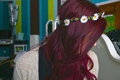 Flower headband ❤️
