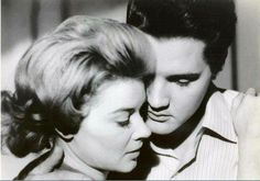 Elvis Presley And Hope Lange In Wild In The Country 1961
