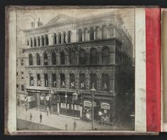 Check out the scrapbooks of A.E Pickard at this website!! so much historic information that's been collected by the man himself!!! learn more about the Britannia Panopticon as well!!