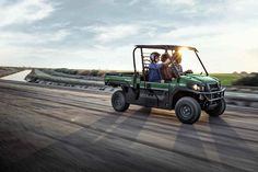 """New 2016 Kawasaki Mule Pro-DXâ""""¢ EPS LE Diesel ATVs For Sale in Wisconsin. Available December 2015"""