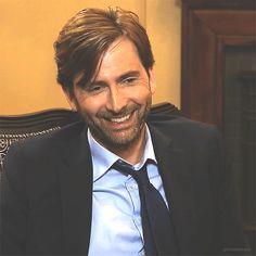 David Tennant   Just beautiful.