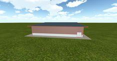 Cool 3D #marketing http://ift.tt/2BBRSfX #barn #workshop #greenhouse #garage #roofing #DIY