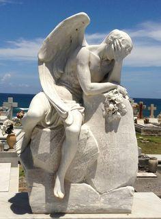Santa Maria Magdalena de Pazzis Cemetery; Old San Juan, Puerto Rico Established 1863