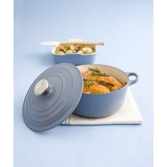 La cocotte ovale Le Creuset  Mate à croquer différentes tailles disponible en plusieurs couleurs, batterie de cuisine, matériel de cuisine professionnel