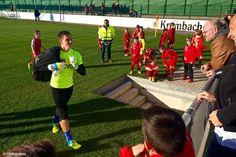 SV Wehen Wiesbaden - Kickers Offenbach 1:2, 4.5.2016, SIBRE-Sportzentrum Haiger #OFC #Kickers #Offenbach #Hessenpokal