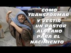 TRANSFORMANDO Y ENTELANDO UN PASTOR ALDEANO - YouTube Baseball Cards, Youtube, Vestidos, Sewing Tutorials, Pastor, Dibujo, Pintura, Births, Youtubers