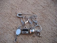 We even make charm stitch markers here at Ever Spring Garden!  Look for the coupon code for 15% off your order ;-)