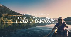 Solo travellers over the age of 50 share their inspiring stories of travelling the world alone.