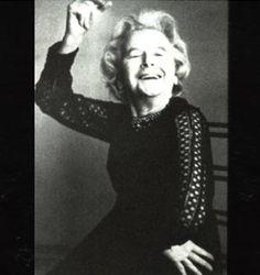 Marie Rambert, ballet dancer and director.